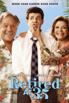 Cover von Retired at 35 (Serie)
