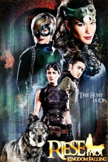 Cover von Riese: Kingdom Falling (Serie)
