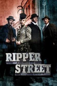 Cover der TV-Serie Ripper Street