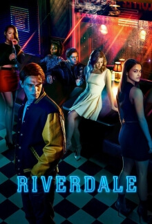 Riverdale Serien Cover