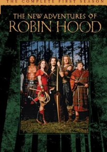 Cover der TV-Serie Robin Hood (1997)