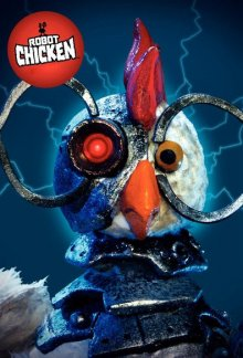 Cover der TV-Serie Robot Chicken
