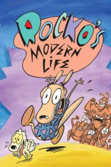 Cover von Rockos modernes Leben (Serie)
