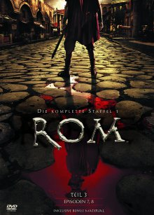 Cover der TV-Serie Rom