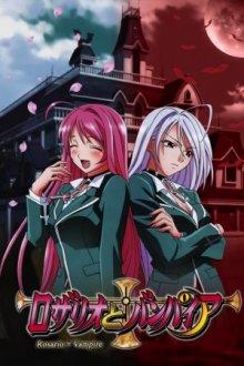 Cover Von Rosario Vampire Serie