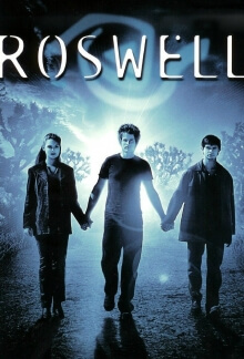 Roswell Serien Cover