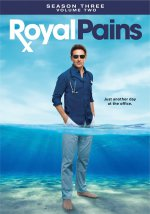 Royal Pains Serien Cover