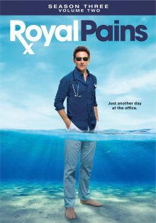 Cover von Royal Pains (Serie)