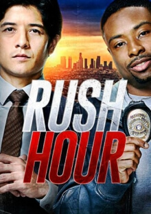 Rush Hour Serien Cover