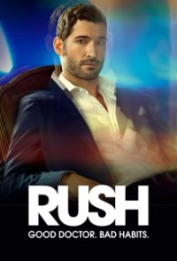Rush Serien Cover