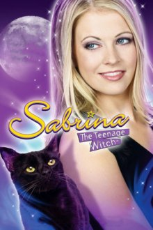 Cover der TV-Serie Sabrina - total verhext
