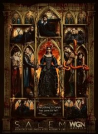 Salem Serien Cover
