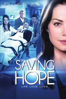 Cover der TV-Serie Saving Hope