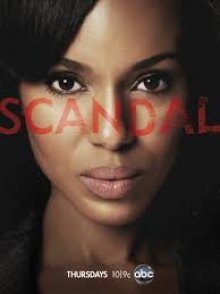Cover der TV-Serie Scandal