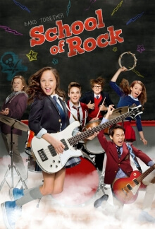 School of Rock Serien Cover