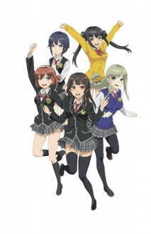 Schoolgirl Strikers: Animation Channel Serien Cover