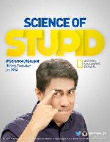 Cover von Science of Stupid: Wissenschaft der Missgeschicke (Serie)