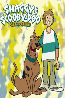 Cover von Scooby-Doo auf heißer Spur (Serie)