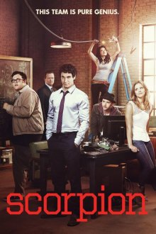 Cover der TV-Serie Scorpion