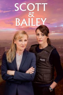 Cover der TV-Serie Scott & Bailey