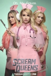 Cover der TV-Serie Scream Queens