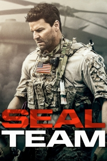Cover von SEAL Team (Serie)