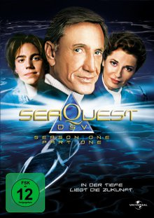 Cover der TV-Serie SeaQuest DSV