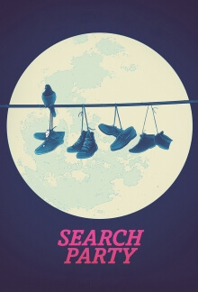 Search Party Serien Cover