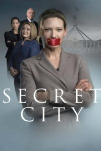 Cover Secret City, Secret City