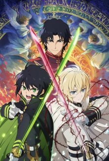 Cover von Seraph of the End (Serie)