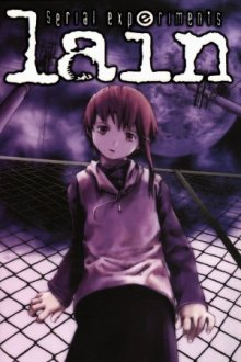 Cover von Serial Experiments Lain (Serie)