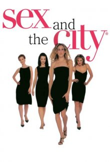 Cover der TV-Serie Sex and the City