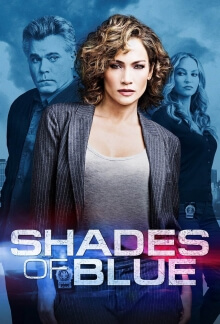 Cover von Shades of Blue (Serie)