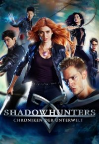 Cover Shadowhunters: The Mortal Instruments