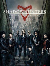 Cover Shadowhunters: The Mortal Instruments, Poster Shadowhunters: The Mortal Instruments