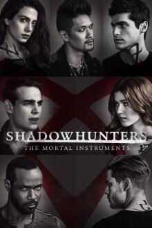 Cover von Shadowhunters: The Mortal Instruments (Serie)