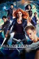 Shadowhunters: The Mortal Instruments Serien Cover