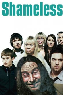 Cover der TV-Serie Shameless UK