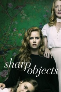 Cover Sharp Objects, Sharp Objects