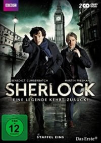 Cover der TV-Serie Sherlock