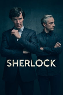 Cover von Sherlock (Serie)