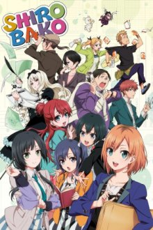 Cover der TV-Serie Shirobako