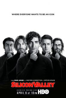 Cover der TV-Serie Silicon Valley