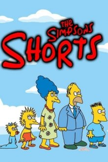 Cover der TV-Serie Simpsons Shorts