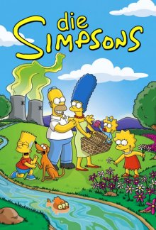 Cover der TV-Serie Die Simpsons