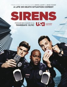 Cover der TV-Serie Sirens