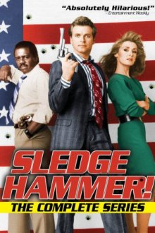 Cover der TV-Serie Sledge Hammer!