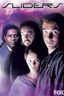 Cover der TV-Serie Sliders