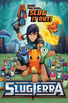 Cover der TV-Serie Slugterra