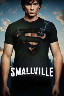 Cover der TV-Serie Smallville